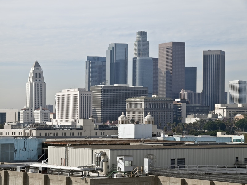 unmanaged colocation services in los angeles