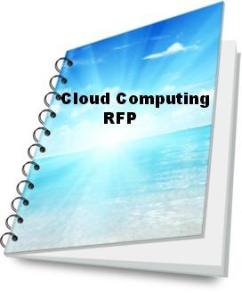 cloud computing RFP