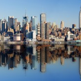 why are there so many colocation providers in NYC