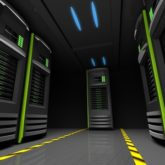 colocation management at datacenter hallway